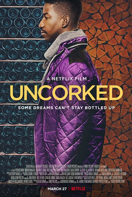 Uncorked (2020) Poster