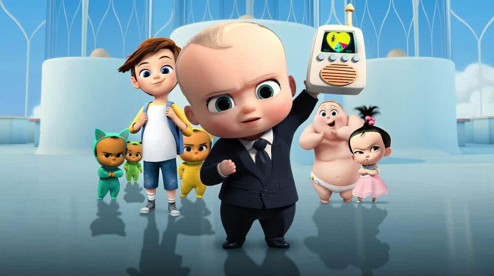 The Boss Baby Back In Business Season 1 2018 720p Download