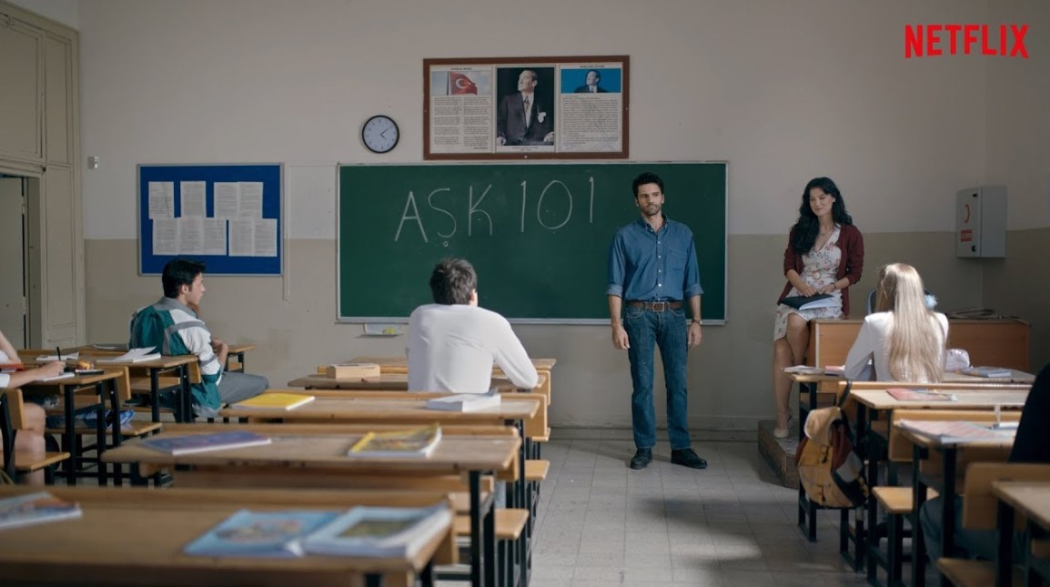 The account of acting naturally regardless of everything and everybody. Love 101 comes to Netflix on April 24. Netflix has begun offering needs to turkish, spanish and korean arrangement.