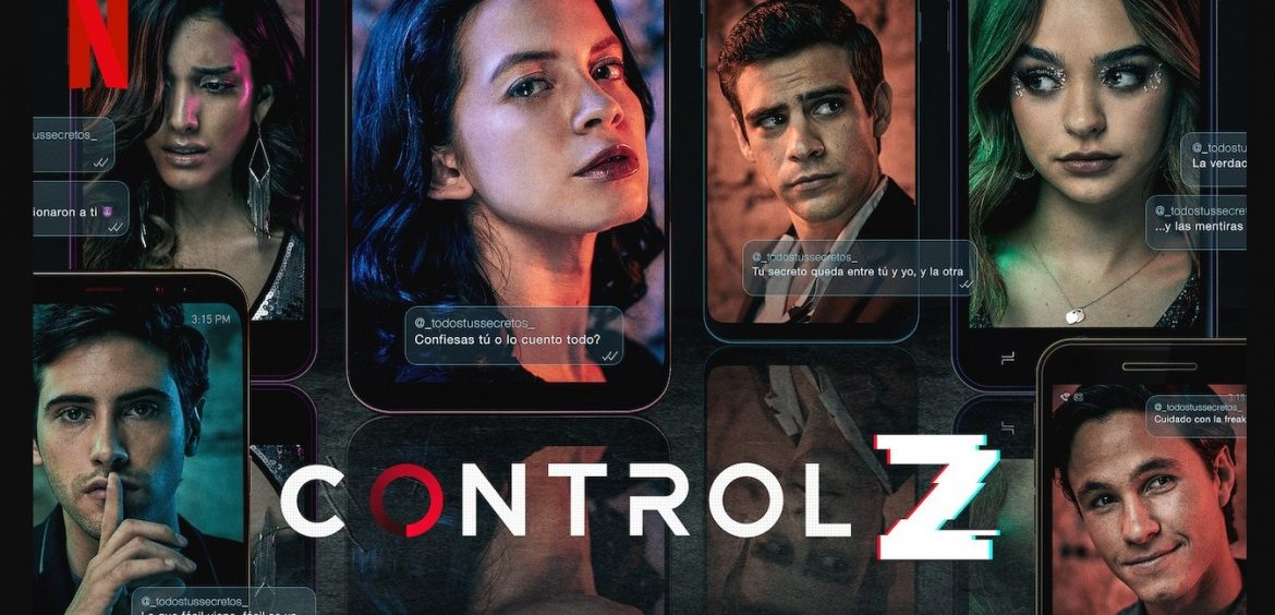 """Control Z"" shows the dark side of such a fast-paced world that's so dependant on social media. The concept is different, but phenomenal. It'll be an interesting watch. On May 22, Netflix Control Z comes one of the Mexican series that the platform intends to release this year."