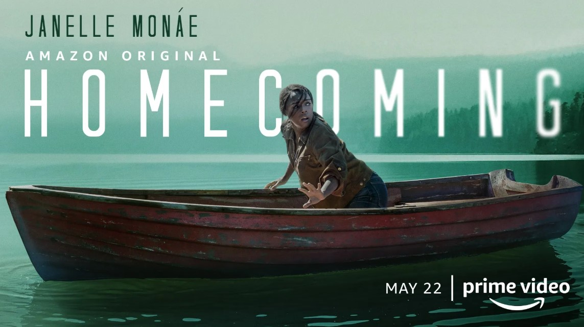 The widely praised arrangement Homecoming returns for its second season with new turns and an energizing new star, Janelle Monáe. All epsiodes out on Prime Video on May 22nd.