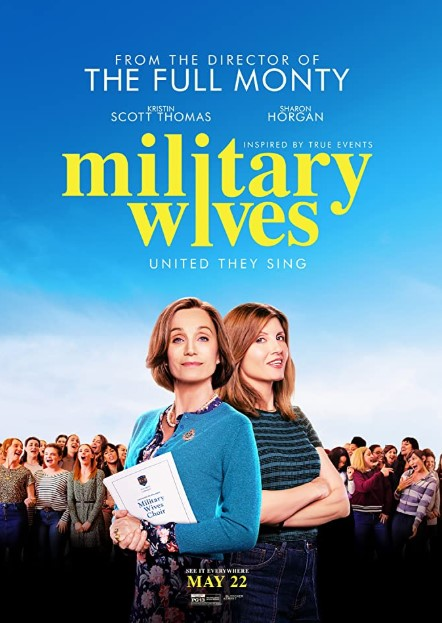 Military Wives (2020) Poster