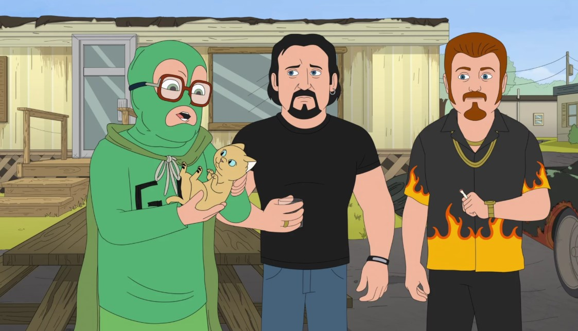 Season 2 of Trailer Park Boys: The Animated Series is released to Netflix worldwide on Friday, May 22! 'Trailer Park Boys: The Animated Series' Season 2 Is Streaming on Netflix This May.