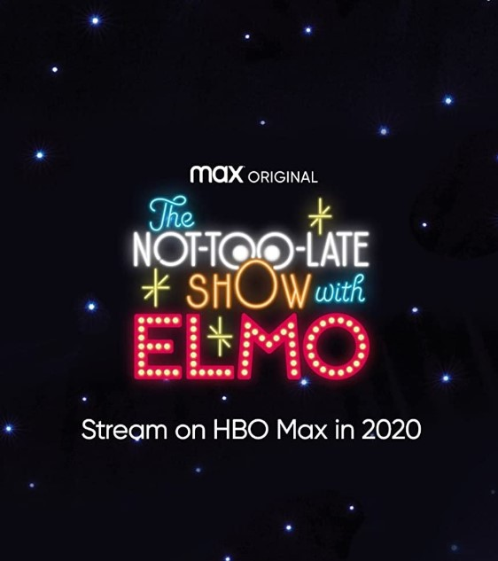 The Not Too Late Show With Elmo (2020) Poster