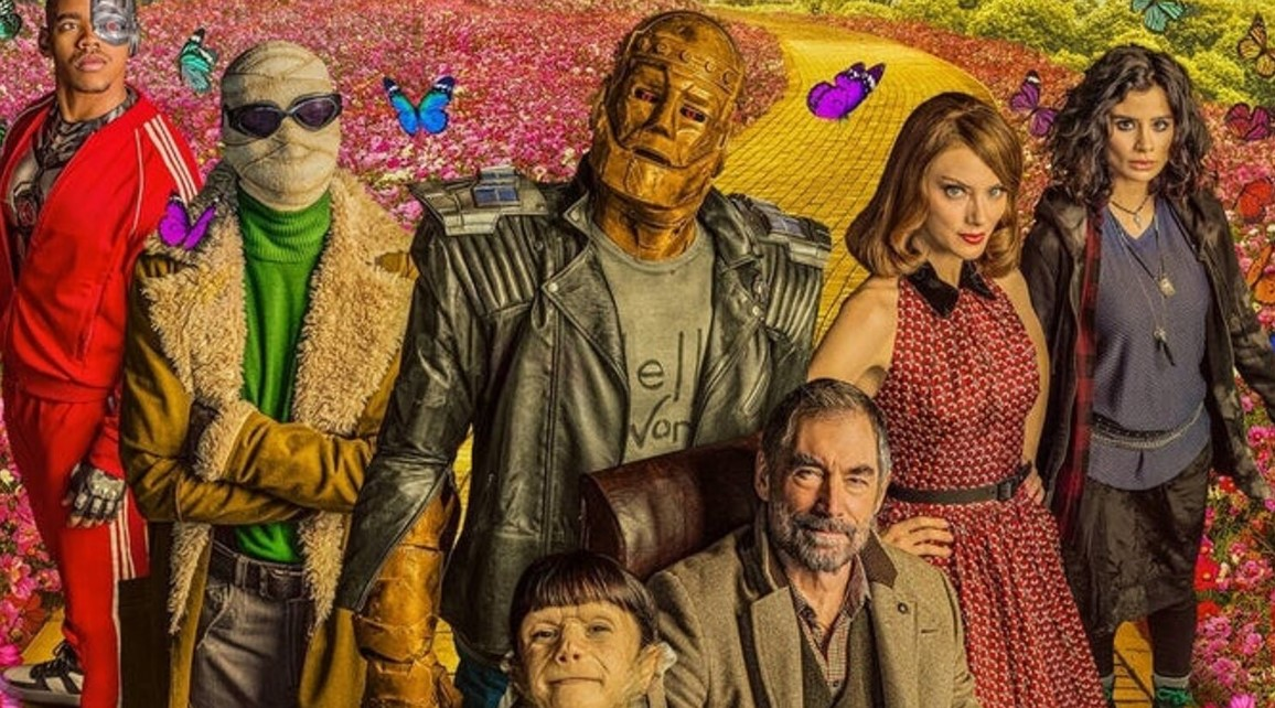 Doom Patrol Season 2 Cast Episodes And Everything You Need To