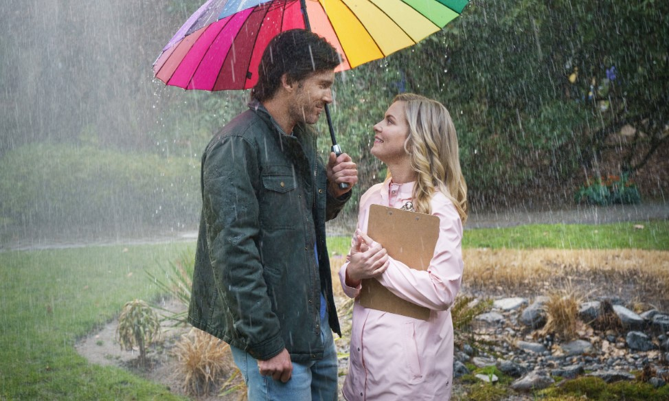 Hallmark Channel It premieres on Saturday, June 13th at 9/8c. Hallmark Channel's upcoming film Love In The Forecast! Cindy Busby Hallmarkies. Cindy Busby Exclusive on Hallmark Channel's Love In the Forecast.