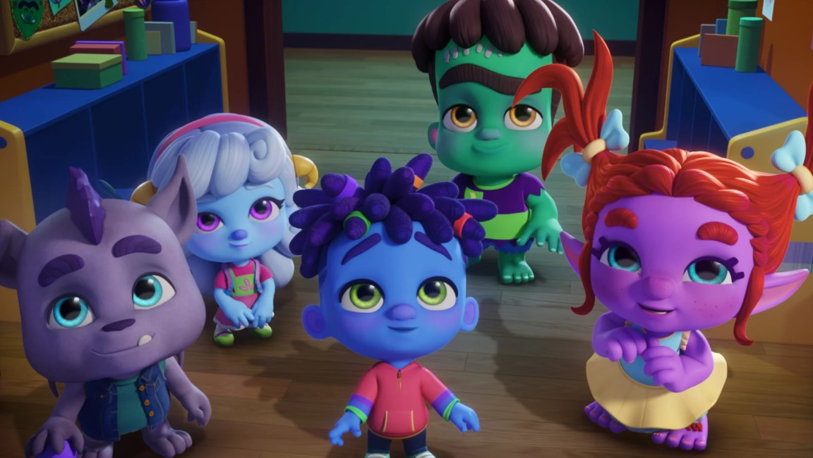 Super Monsters: The New Class (2020) Cast, Release Date, Plot, Trailer