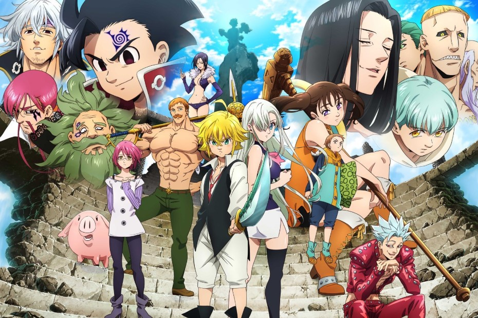 The Seven Deadly Sins: Imperial Wrath of the Gods (2020) Cast, Release Date, Plot, Episodes, Trailer