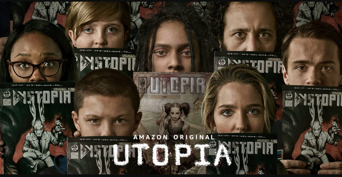 Utopia TV Series (2020) | Cast, Episodes | And Everything You Need to Know