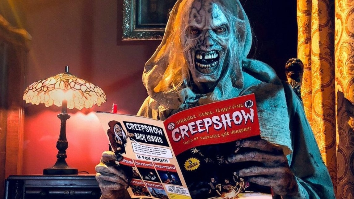 The Creepshow Halloween Special (2020) Cast, Release Date, Plot, Trailer