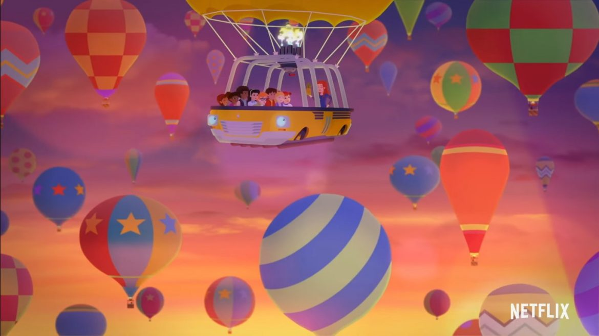 The Magic School Bus Rides Again: The Frizz Connection (2020) Cast, Release Date, Plot, Trailer