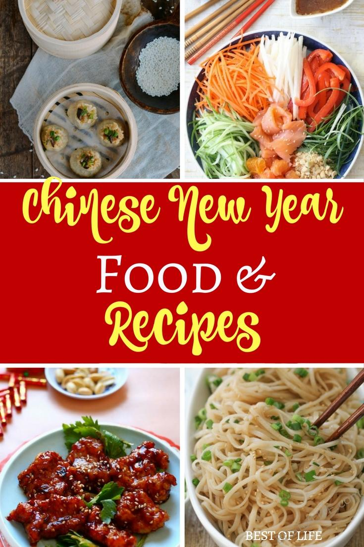 Best Chinese New Year Food And Recipes The Best Of Life
