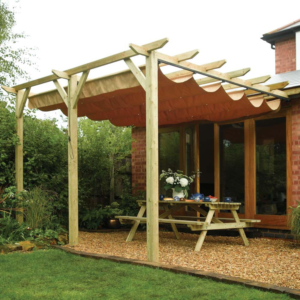 Backyard Gazebo Kits