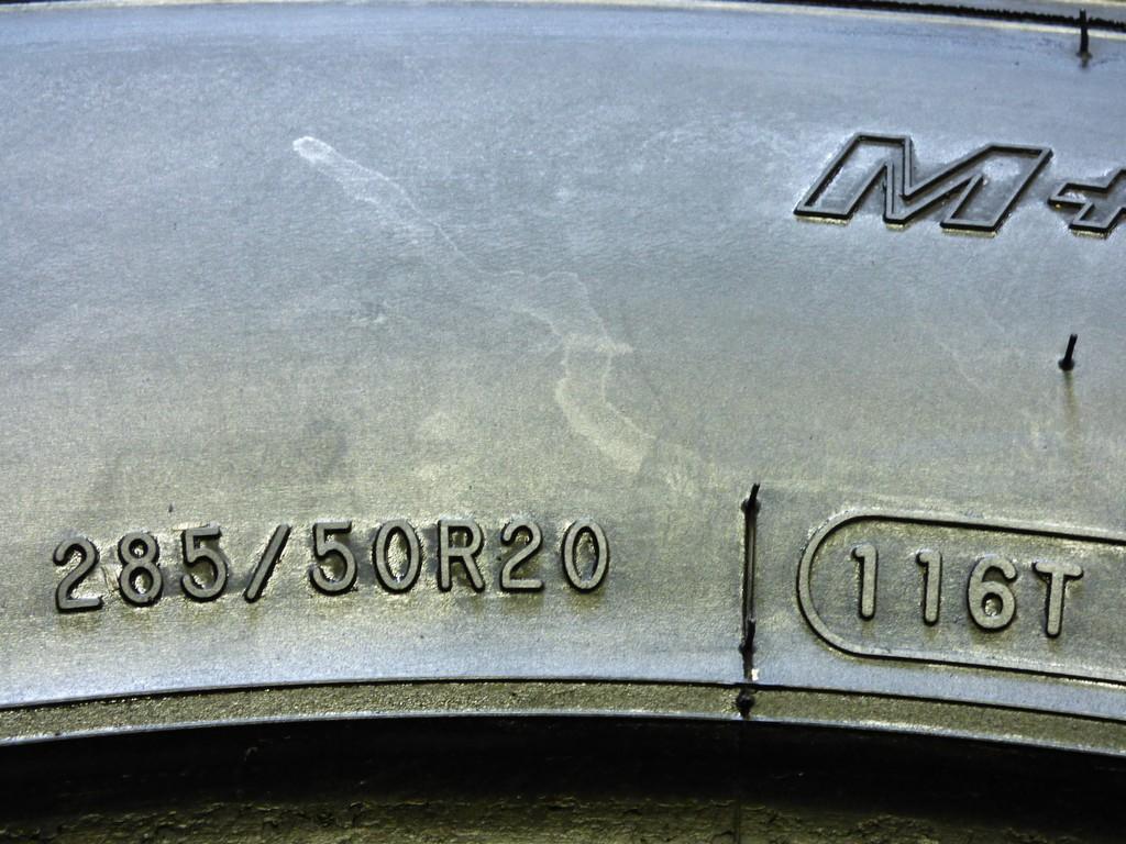 20 285 Tires 50r20 10 Rim