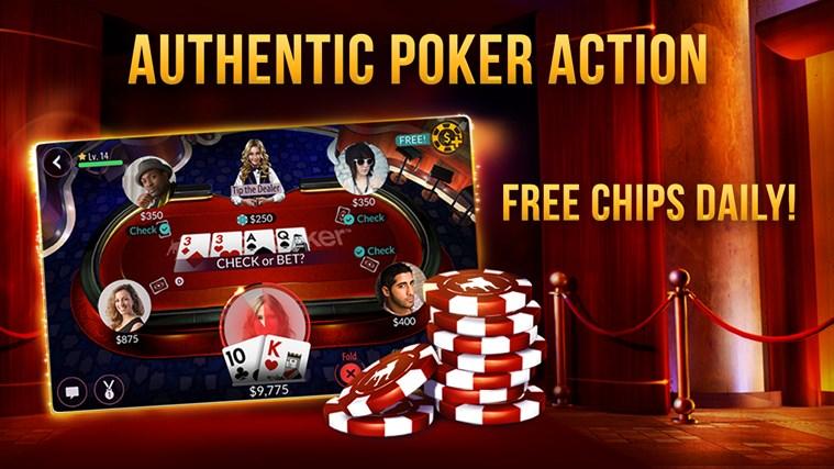 Zynga Poker Free Texas Holdem