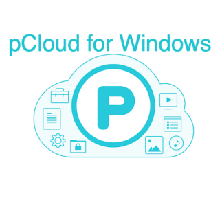 Create pCloud Account for Windows