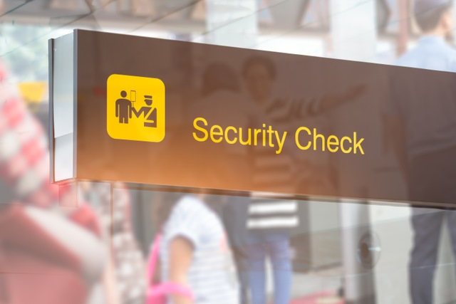 What Security Check Cic
