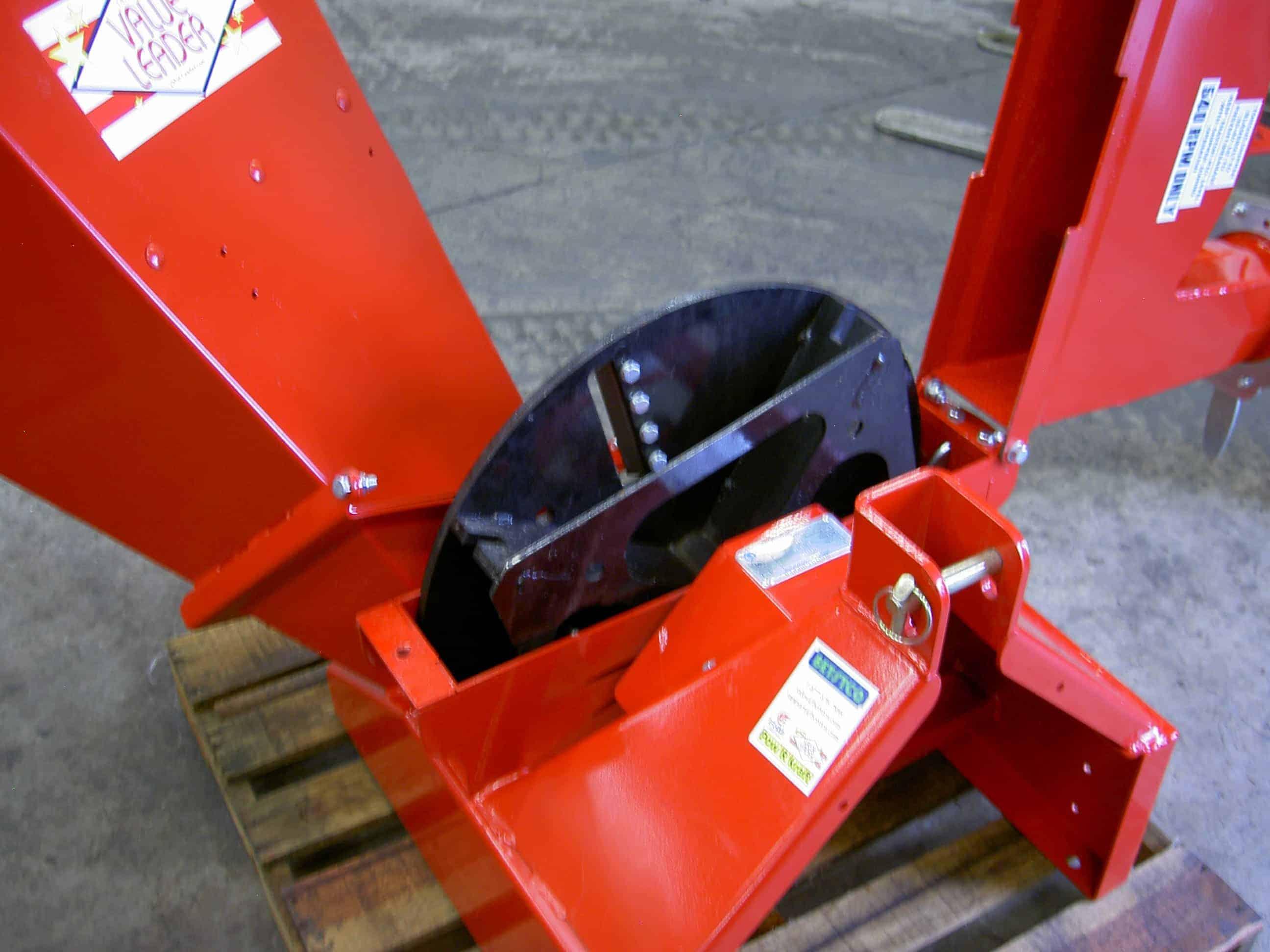 Wood Splitter Skid Steer Used