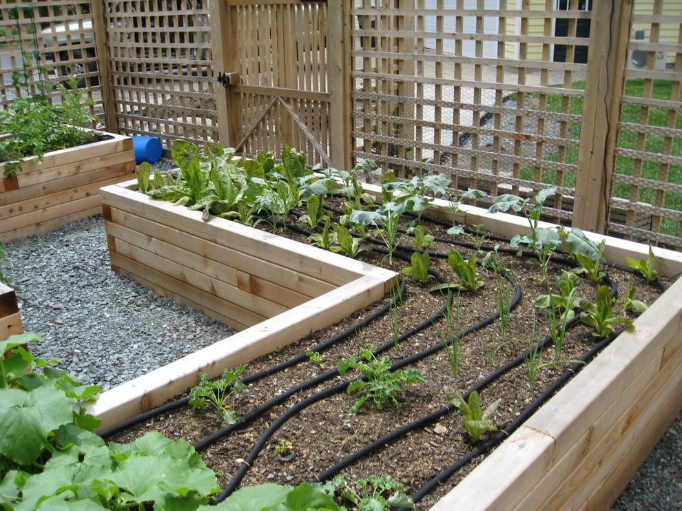 Design Your Own Garden Irrigation System