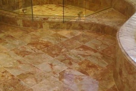How to Clean a Marble Floor in the Bathroom   Erie Construction Blog How to Clean a Marble Floor in the Bathroom