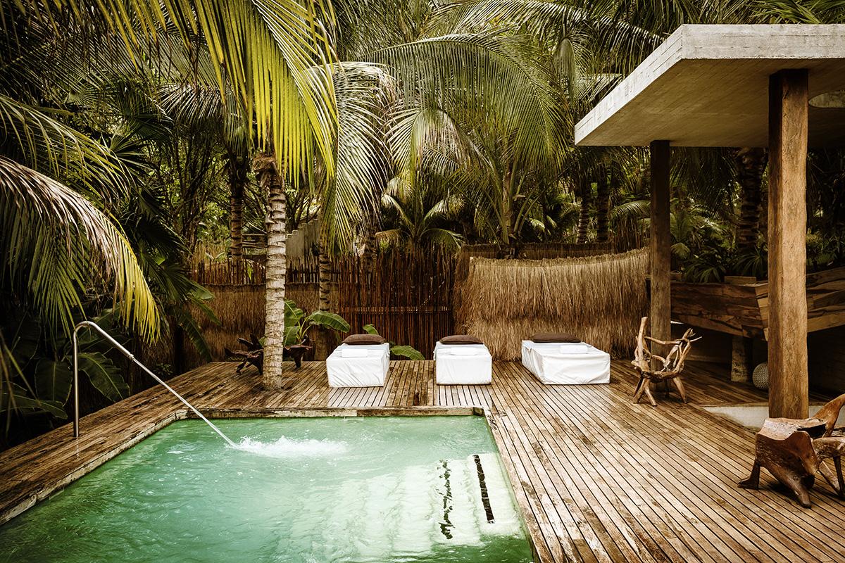 Be Tulum M 233 Xico Hotel Private Villas Amp Healing