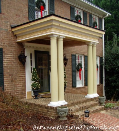 How Much Does It Cost To Build A Front Porch     Between Naps on the Porch Cost to Build Porch