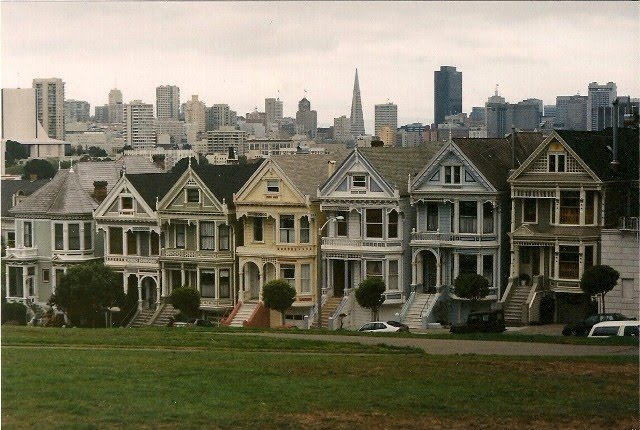 A Rarity  A San Francisco Painted Lady Is Available For Purchase     The Painted Ladies of San Francisco
