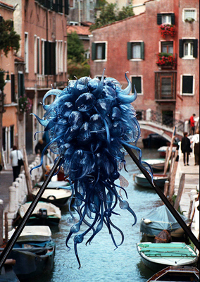 Chihuly Over Venice Contemporary Ancient Art