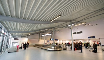 Southend Airport | Beyond the Point