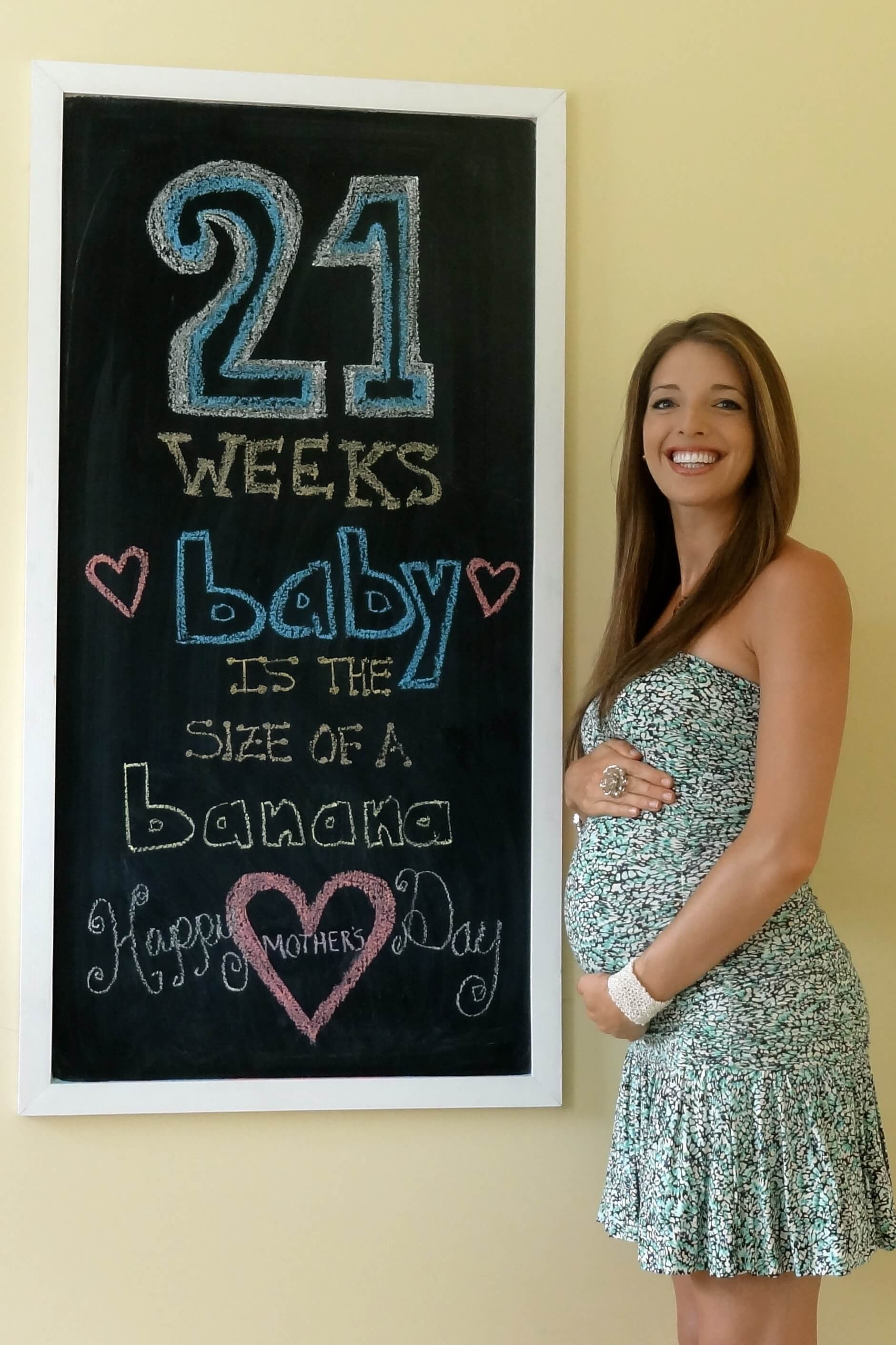 Pregnant And 21 3 Weeks Days