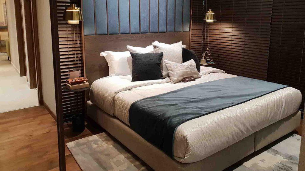 Poliéster e microfibra para roupa de cama
