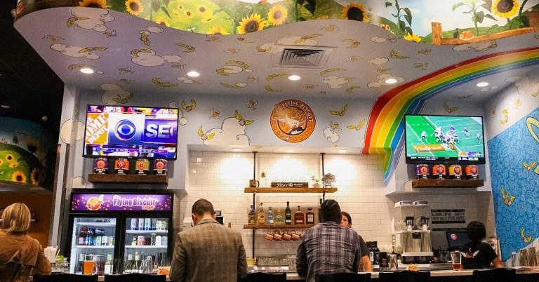 Flying Biscuit Café's Birmingham location expansion takes flight