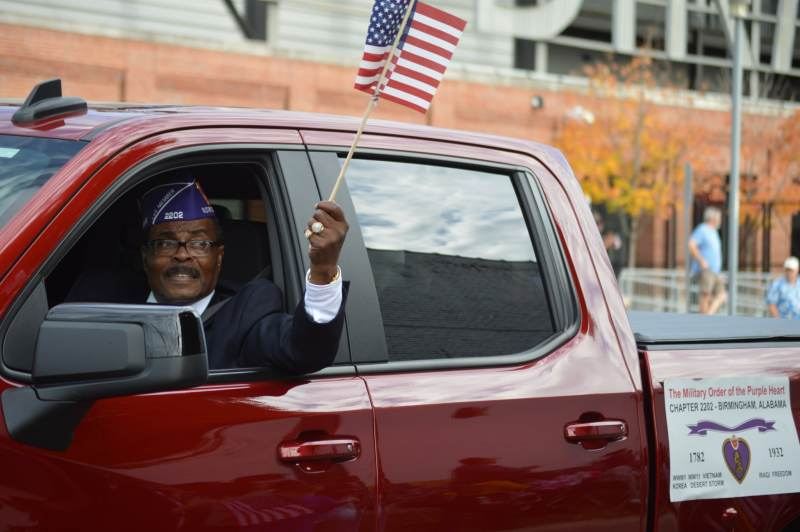 How to honor our veterans at the Veterans Day Parade on Thursday, Nov. 11