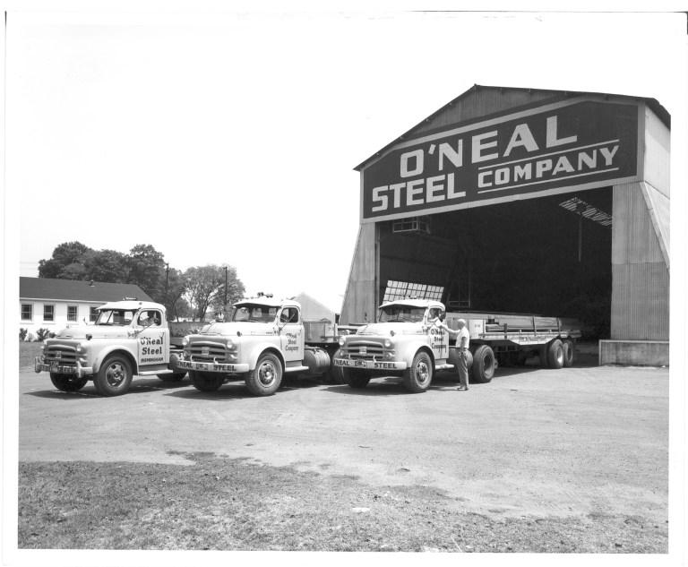 O'Neal Industries celebrates 100 years in Birmingham
