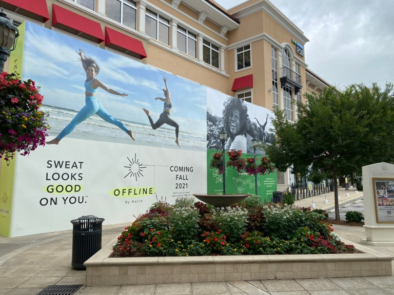 The Summit welcomes new Aerie and OFFLINE by Aerie stores this fall.