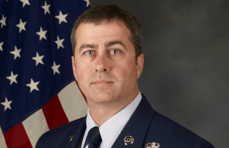 From the Air Force to Collins Aerospace—a local businessman's amazing journey