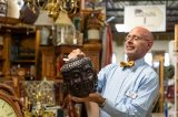 Meet the man behind 7 unique booths at Brass Bear Antiques