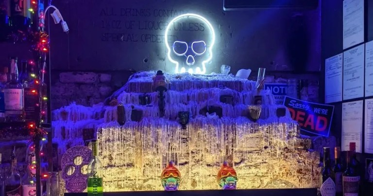 Creep into the Halloween spirit at these 6 Birmingham businesses—including Atrox Factory