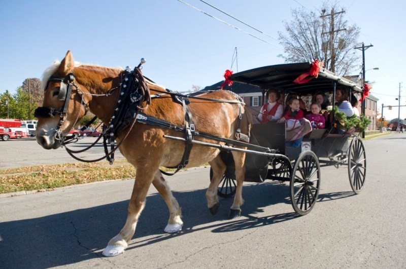 4 fun reasons to head to Fayetteville, TN for Host of Christmas Past, Nov. 12-13