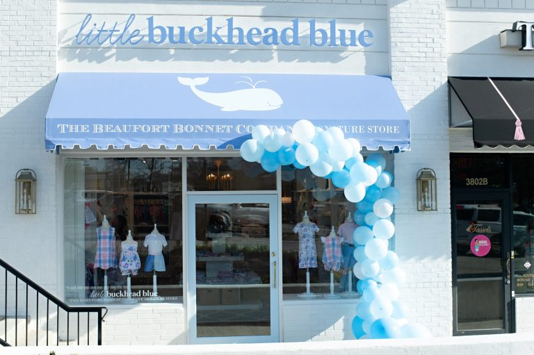 Little Buckhead Blue is coming to Lane Parke—check it out