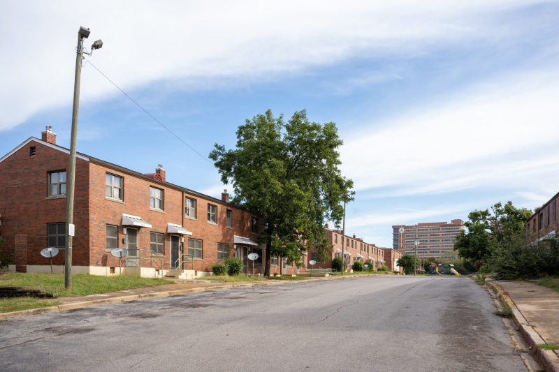 Southtown Court cleared for demolition, redevelopment to start soon