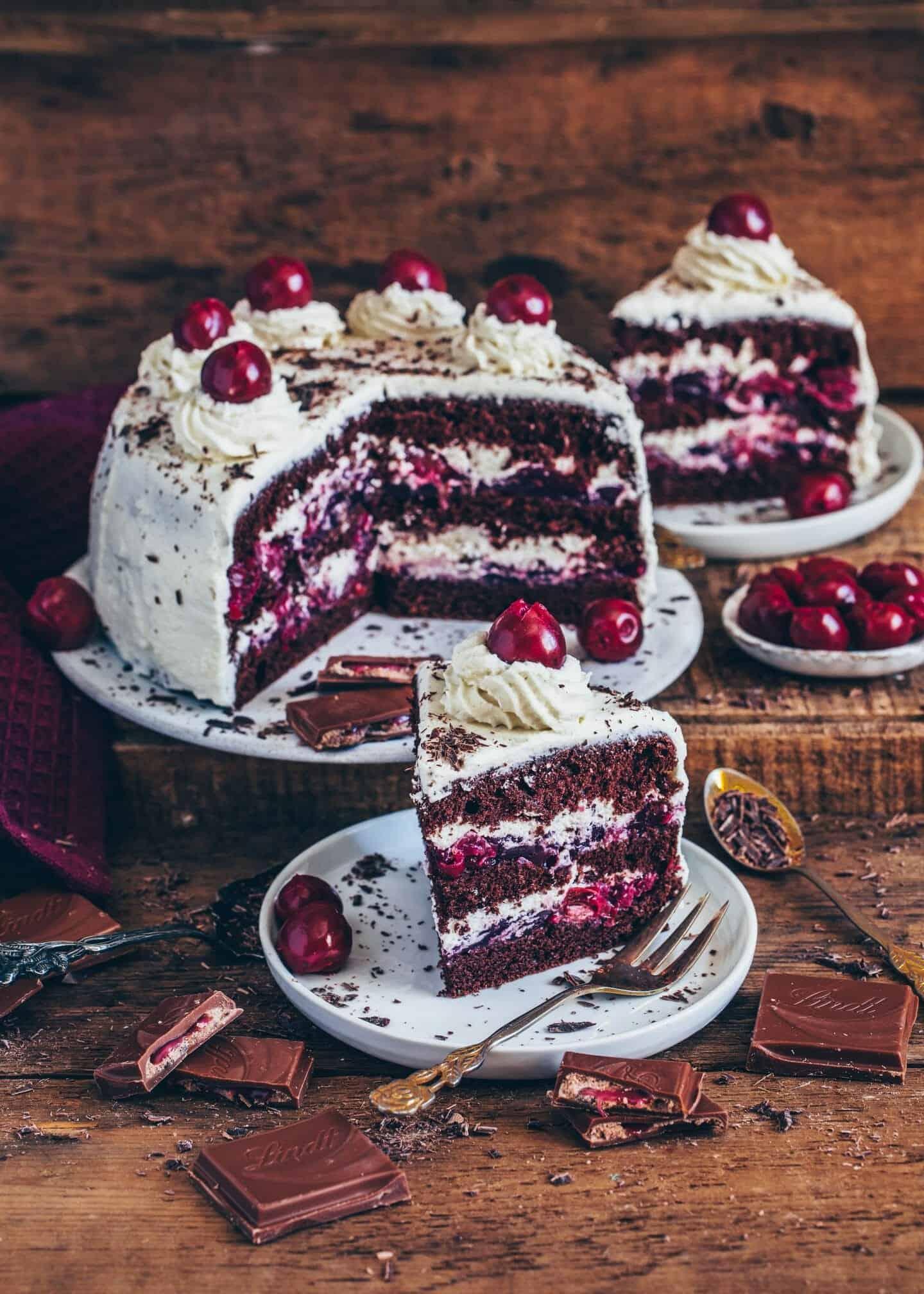 Vegan Black Forest Cake Easy Recipe Bianca Zapatka