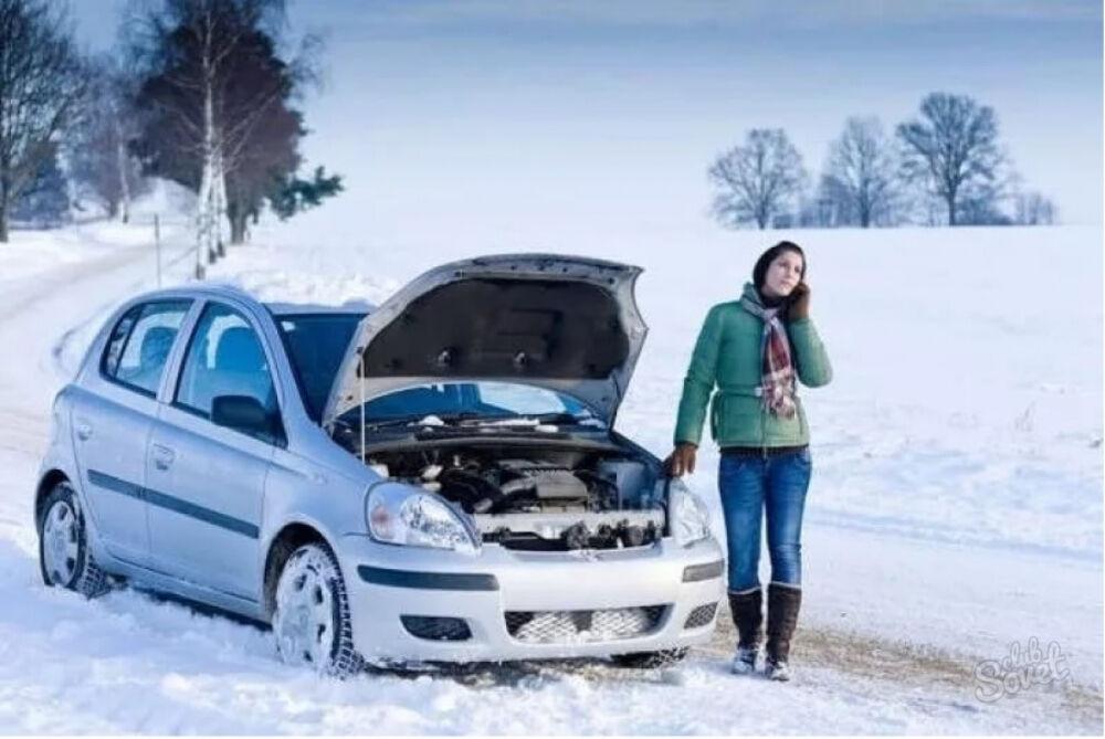 Sådan starter du en diesel i frost