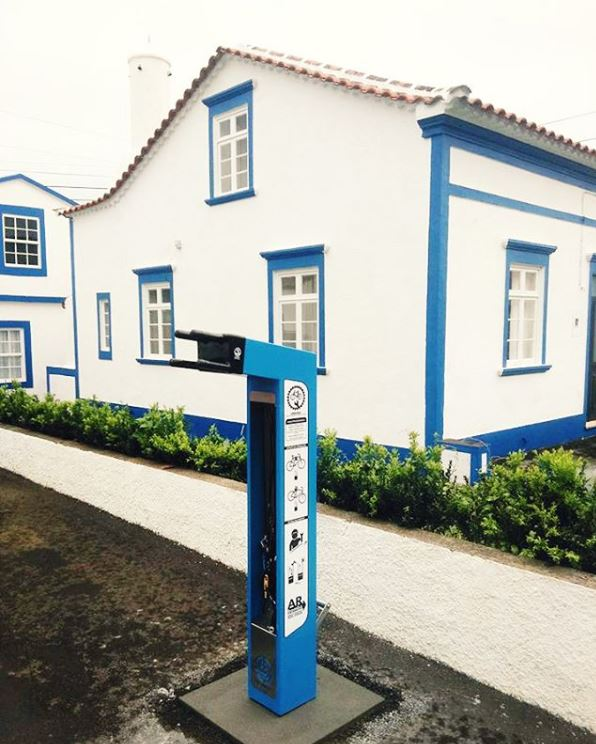 Santa Maria Island in the Azores with 4 UrbanFix in Vila do Porto