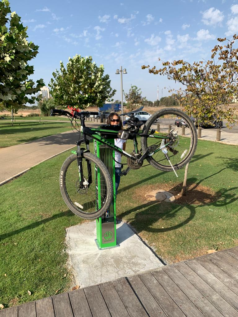 Israel has already  its new UrbanFix – Hasharon has become more bicycle friendly