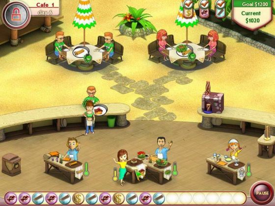 Amelie s Caf      Summer Time   iPad  iPhone  Android  Mac   PC Game     Game System Requirements