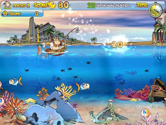 Play Fishing Craze   Online Games   Big Fish Try