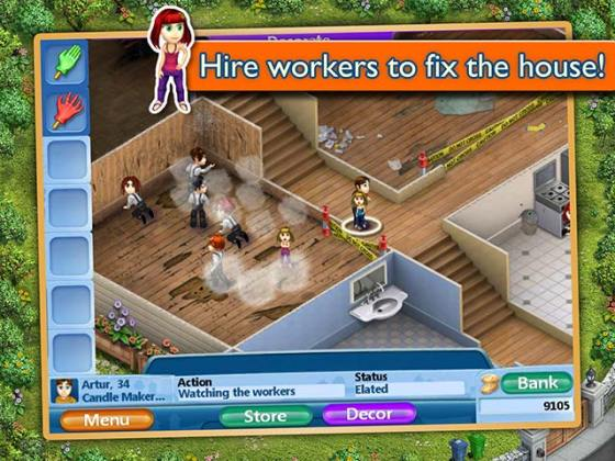Virtual Families 2  Our Dream House   iPad  iPhone  Android  Mac     Game System Requirements