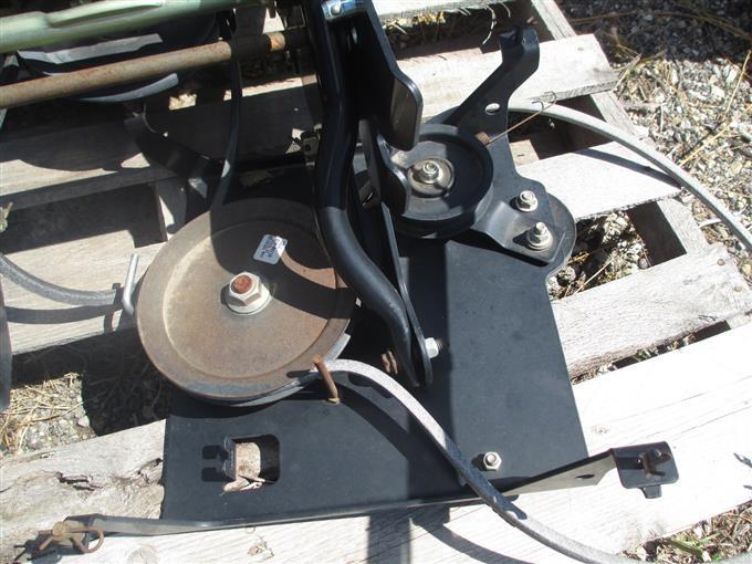 Craftsman 42 Snow Thrower Attachment