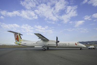 Island Air Adds New Bombardier Q400s | Big Island Now